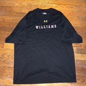 WILLIAMS COLLEGE Under Armour Dri-Fit T-Shirt